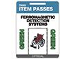 This Item Passes Ferromagnetic Detectors