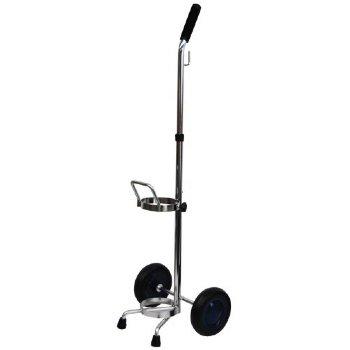 MRI oxygen cart