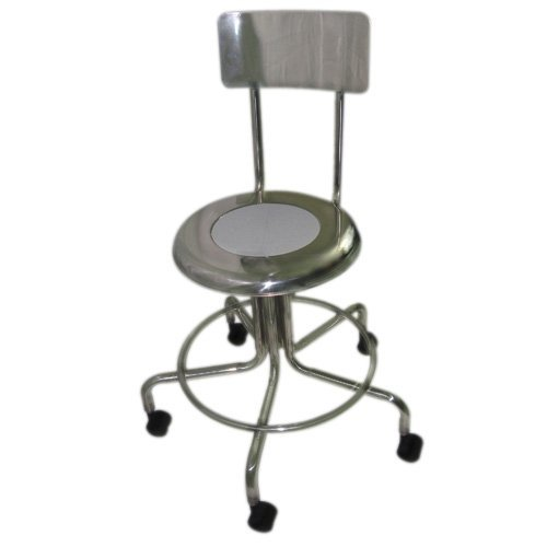 Mri Non Magnetic Adjustable Height Doctor Stool 15 21 Inch