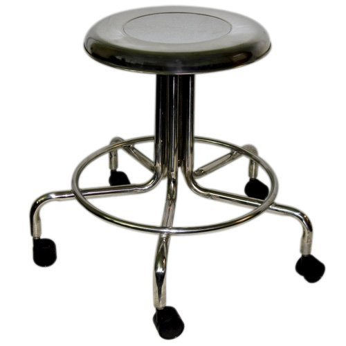 mri non magnetic adjustable height doctor stool 15 to 21