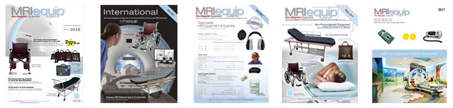 MRI Equipment Catalogs